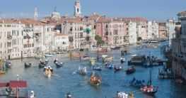 Venedig – die Wasserstadt