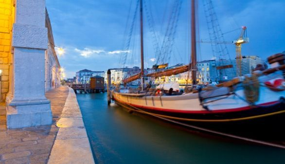 Weltreisende aus Italien