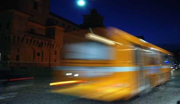 Busfahrten in und nach Italien