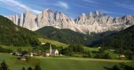Dolomiten – was für Berge