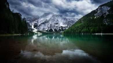 Fluß in Italien