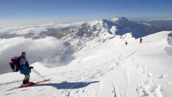Sport im Apennin