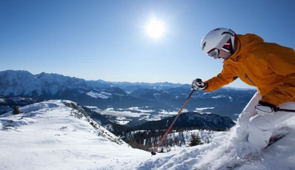 Wintersport in Italien