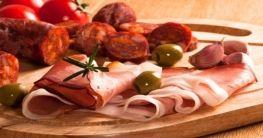 Italienische Wurst- und Schinkensorten