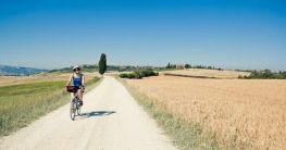 Wander- bzw. Radtouren durch die Toskana