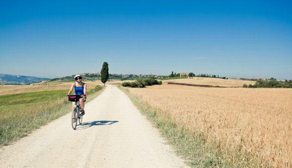 Radtour Toskana