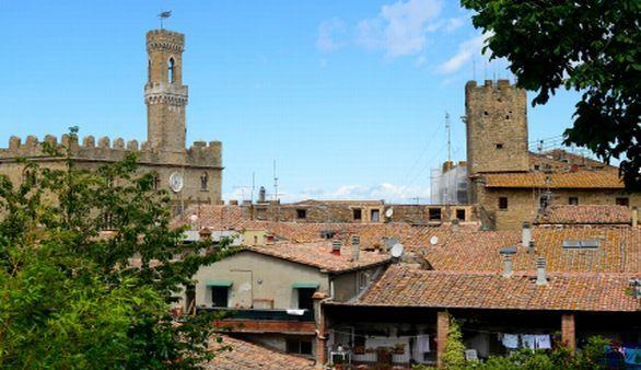 Etrusker Stadt Volterra