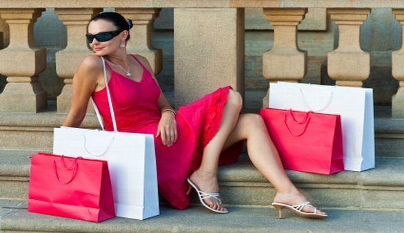 Italienische Mode macht Frauen glücklich