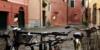 Der Fahrradweg auf der ehemaligen Küstenbahnstrecke in Ligurien